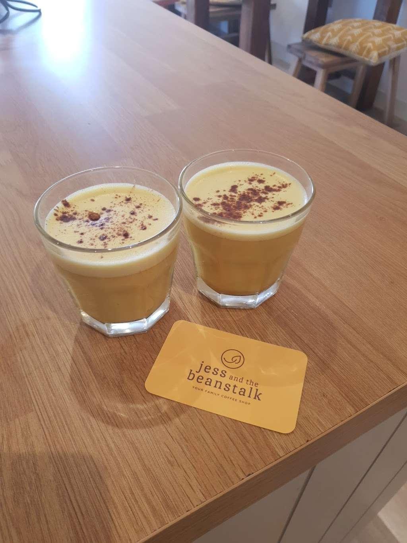Jess and the beanstalk - cafe  | Photo 6 of 10 | Address: 19Manor, Green road, Epsom KT19 8RA, UK | Phone: 01372 877071
