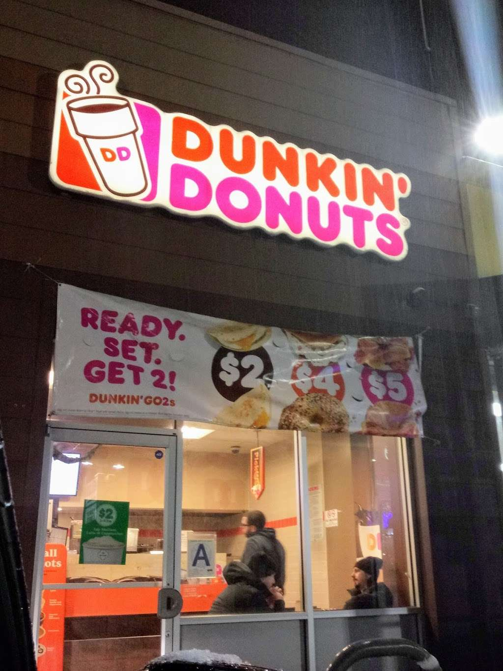 Dunkin - bakery  | Photo 9 of 10 | Address: 9005 Myrtle Ave, Glendale, NY 11385, USA | Phone: (718) 849-0563
