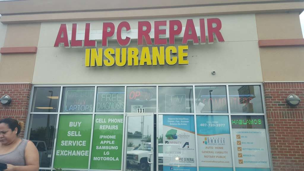 PC & TV Repairs - home goods store  | Photo 9 of 10 | Address: 7101 E Colonial Dr suite131, Orlando, FL 32807, USA | Phone: (407) 381-9851