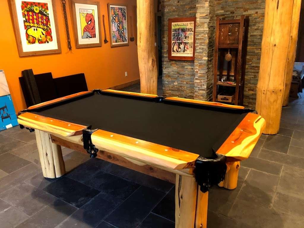 Cloud 9 Pool Table Service - store  | Photo 6 of 10 | Address: 236 John Mowry Rd, Smithfield, RI 02917, USA | Phone: (401) 603-8092