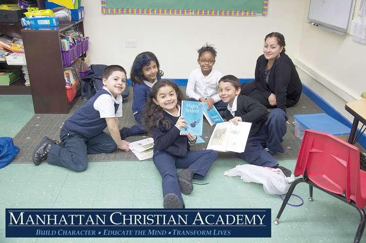 Manhattan Christian Academy - school  | Photo 2 of 3 | Address: 401 W 205th St, New York, NY 10034, USA | Phone: (212) 567-5521