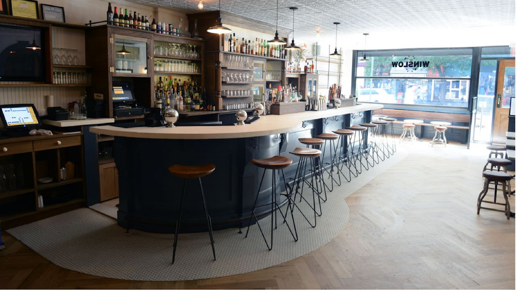The Winslow Gin House and Eatery - restaurant  | Photo 1 of 10 | Address: 243 E 14th St, New York, NY 10003, USA | Phone: (347) 354-6827