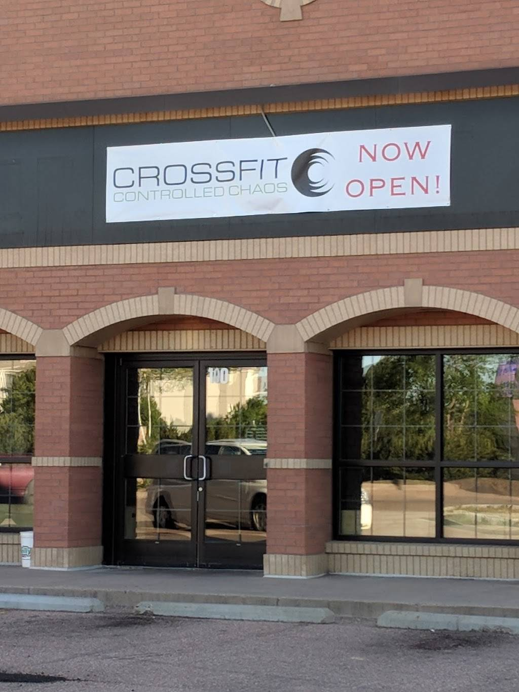 CrossFit Controlled Chaos - gym    Photo 1 of 4   Address: 6140 Austin Bluffs Pkwy #100, Colorado Springs, CO 80923, USA   Phone: (734) 674-0718
