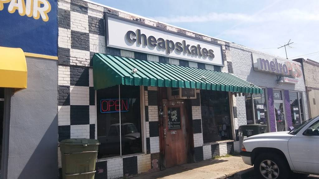 Cheapskates - store  | Photo 6 of 9 | Address: 1576 Getwell Rd, Memphis, TN 38111, USA | Phone: (901) 744-1312