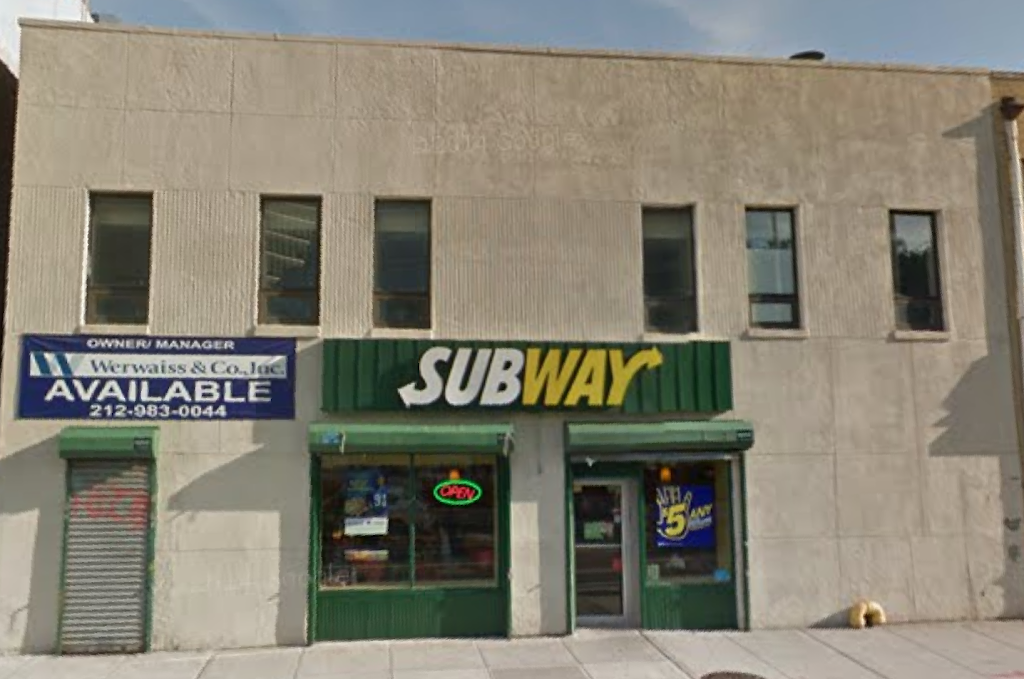 Subway Restaurants - restaurant  | Photo 2 of 4 | Address: 25-34 Jackson Ave, Long Island City, NY 11101, USA | Phone: (718) 472-1010