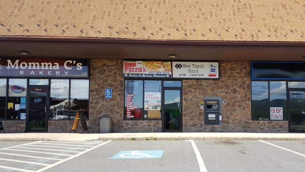 Kings Pizza - restaurant  | Photo 3 of 5 | Address: 2083 W Penn Pike, Andreas, PA 18211, USA | Phone: (570) 386-4100