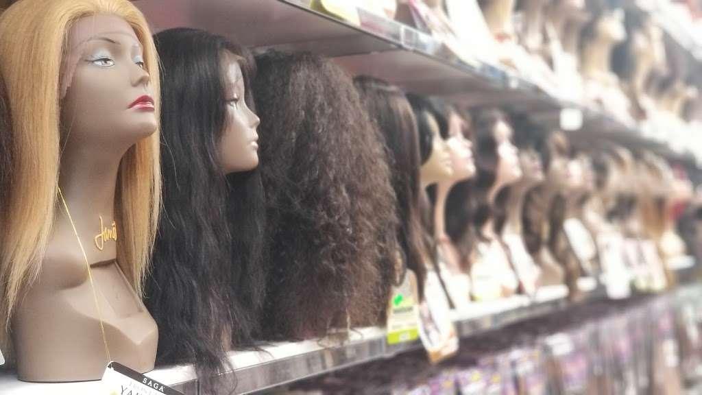 Mill Run Beauty Supply, 33 Mill Rd, Irvington, NJ 07111, USA
