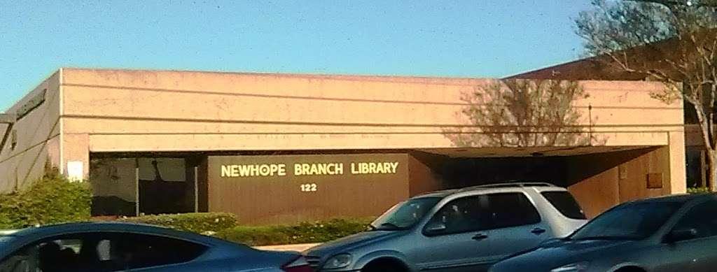 Newhope Library - library    Photo 1 of 2   Address: 122 N Newhope St, Santa Ana, CA 92703, USA   Phone: (714) 647-6992