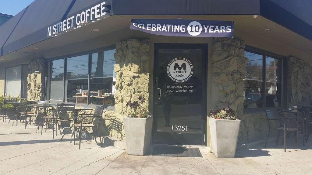 M Street Coffee - art gallery    Photo 4 of 10   Address: 13251 Moorpark St, Sherman Oaks, CA 91423, USA   Phone: (818) 907-1400