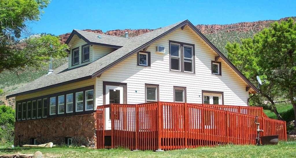 Wilder-Nest Retreats - lodging    Photo 1 of 10   Address: 9144 Glade Rd, Loveland, CO 80538, USA   Phone: (970) 481-2563