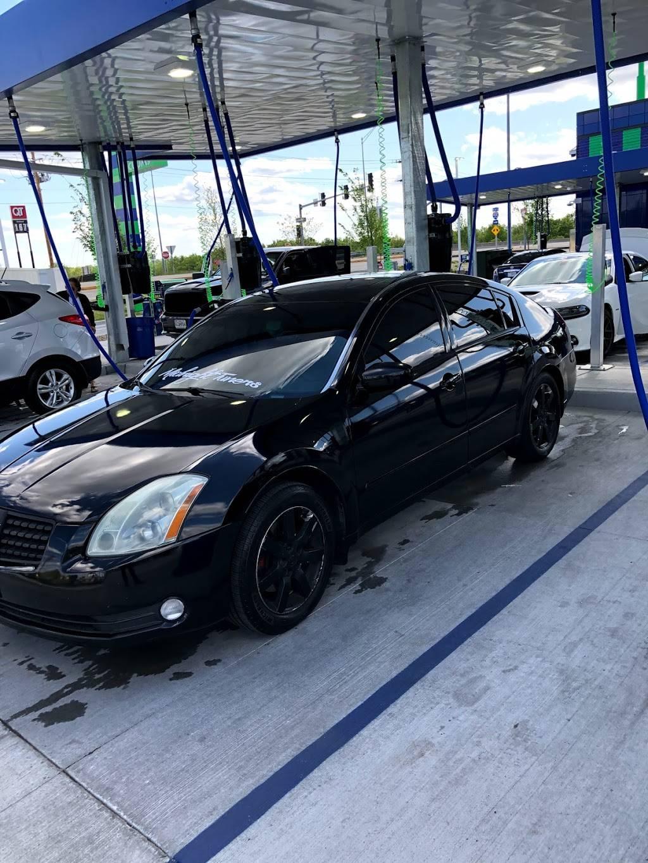 Blue Iguana Car Wash - car wash  | Photo 2 of 3 | Address: 4453 Meramec Bottom Rd, St. Louis, MO 63129, USA | Phone: (877) 748-7867