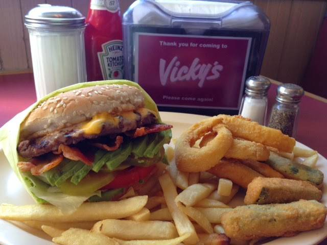 Vickys Restaurant - restaurant    Photo 1 of 6   Address: 502 S Waterman Ave, San Bernardino, CA 92408, USA   Phone: (909) 888-1171