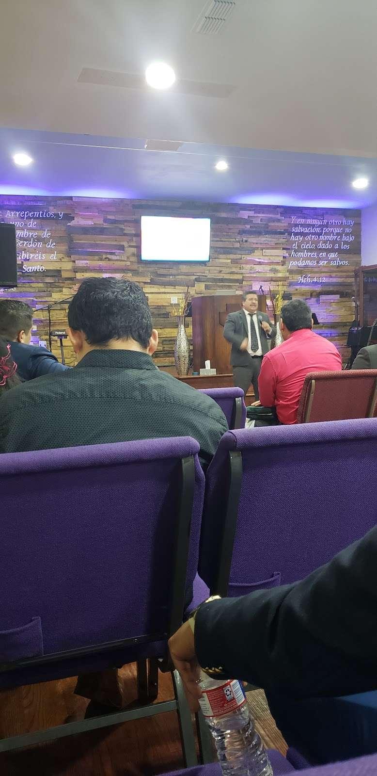 2a Iglesia Apostolica de la Fe en Cristo Jesus Dallas Tx - church  | Photo 4 of 6 | Address: 527 Cumberland St, Dallas, TX 75203, USA | Phone: (970) 388-4085