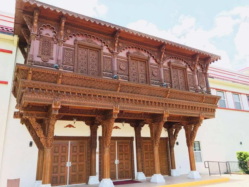 BAPS Shri Swaminarayan Mandir - hindu temple  | Photo 7 of 9 | Address: 9556 E Fowler Ave, Thonotosassa, FL 33592, USA | Phone: (813) 986-5473