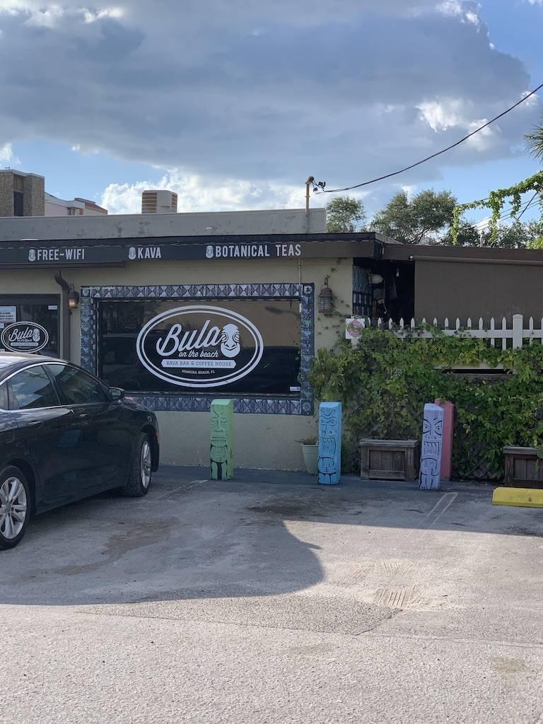 Bula Kava Bar & Coffee House (Bula on the Beach) - cafe    Photo 1 of 8   Address: 14601 Gulf Blvd, Madeira Beach, FL 33708, USA   Phone: (727) 873-7986