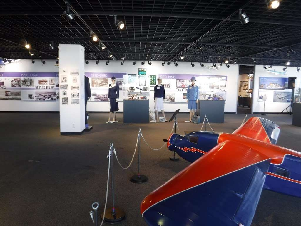 Flight Path Museum - museum  | Photo 3 of 10 | Address: 6661 Imperial Hwy, Los Angeles, CA 90045, USA | Phone: (424) 646-7284