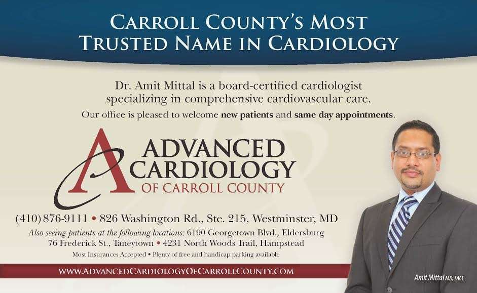 Dr. Amit Mittal, MD - doctor  | Photo 1 of 1 | Address: 826 Washington Rd #215, Westminster, MD 21157, USA | Phone: (410) 876-9111