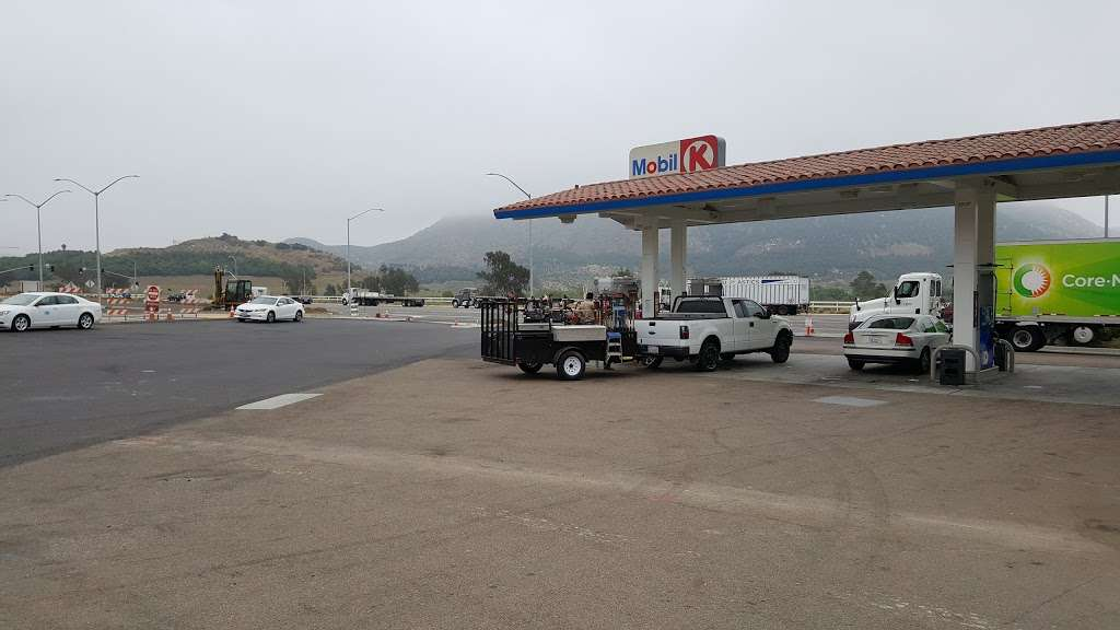 Park and Ride I-15 at SR 76 Pala Road - parking    Photo 8 of 10   Address: 3446-3546 Old Hwy 395, Fallbrook, CA 92028, USA