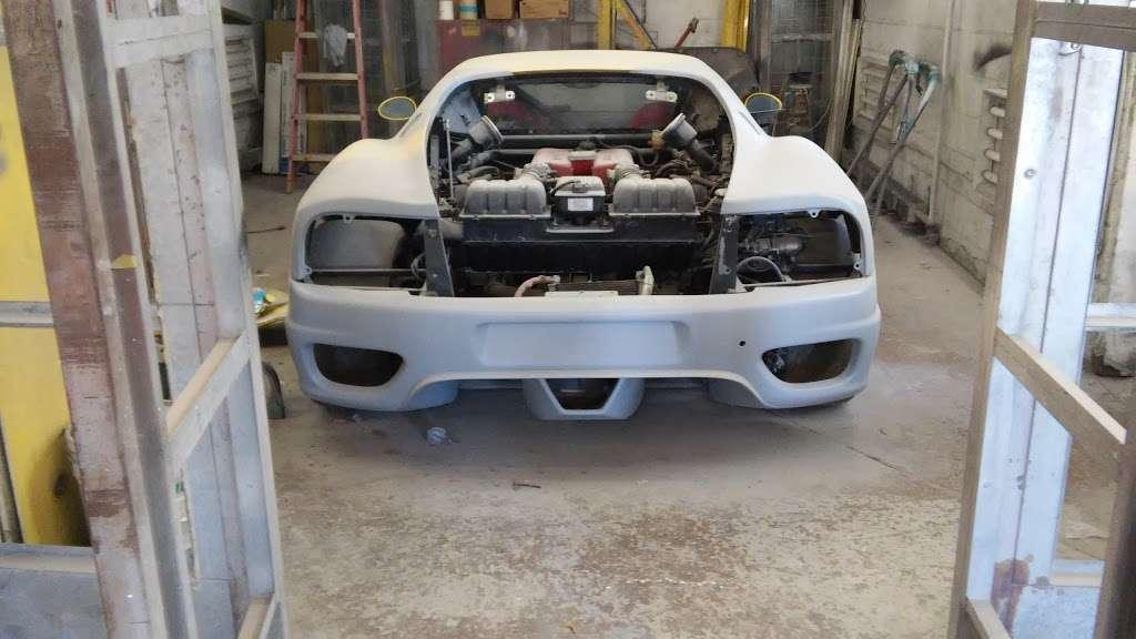 Chris' Auto Body - Car repair | 3413, 1409 NJ-179