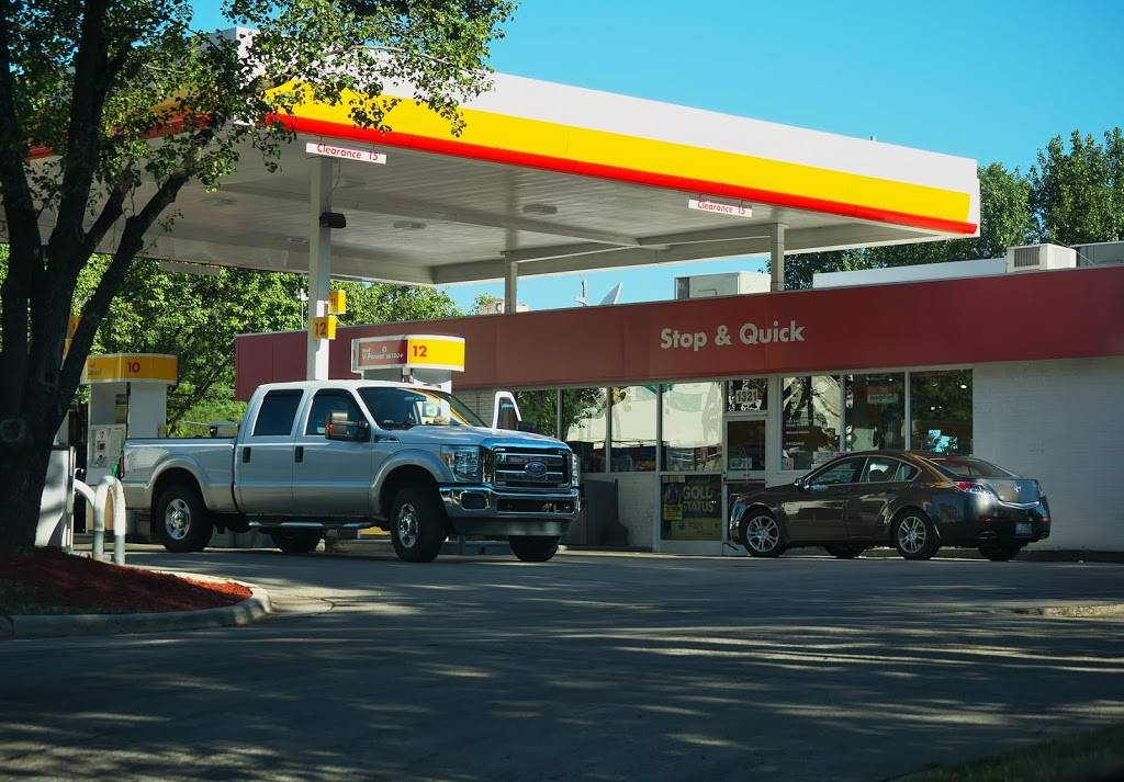 Shell - gas station  | Photo 1 of 4 | Address: 1321 S Blount St, Raleigh, NC 27601, USA | Phone: (919) 833-8200