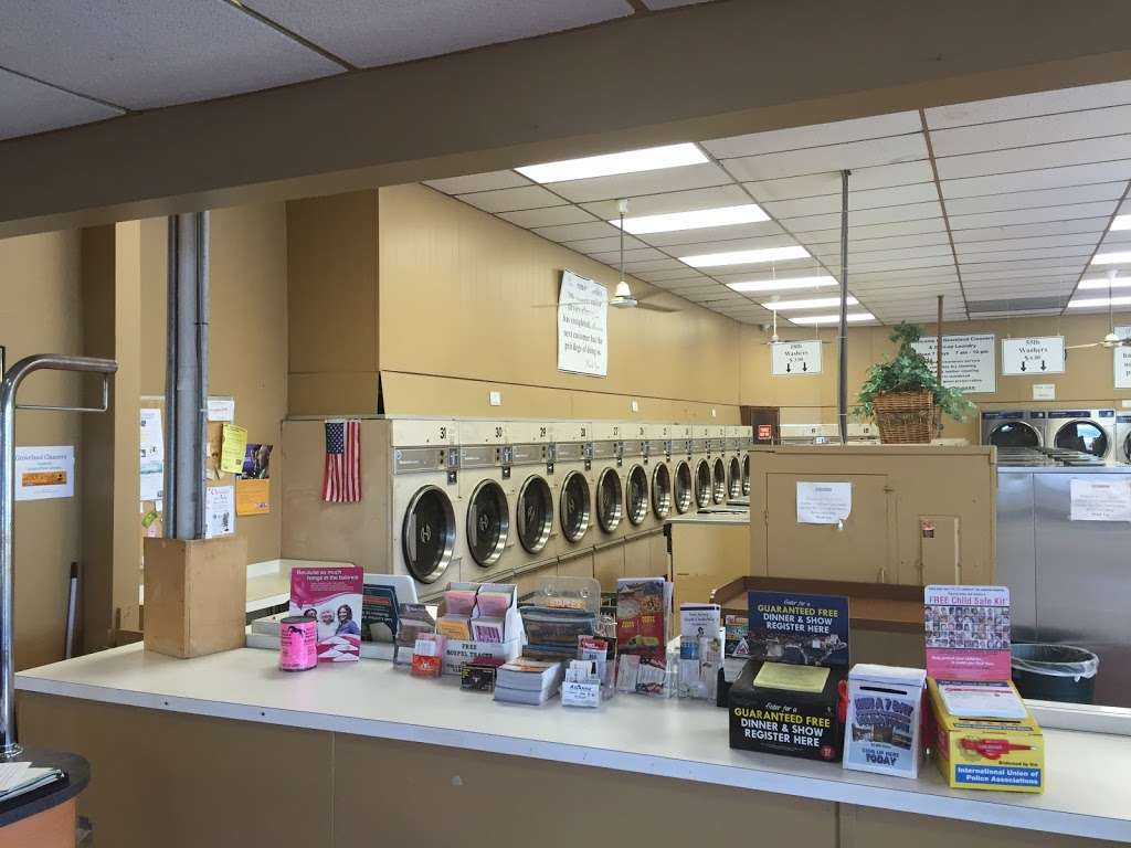 Groveland Cleaners - laundry  | Photo 1 of 4 | Address: 501 New Rd, Somers Point, NJ 08244, USA | Phone: (609) 927-0555