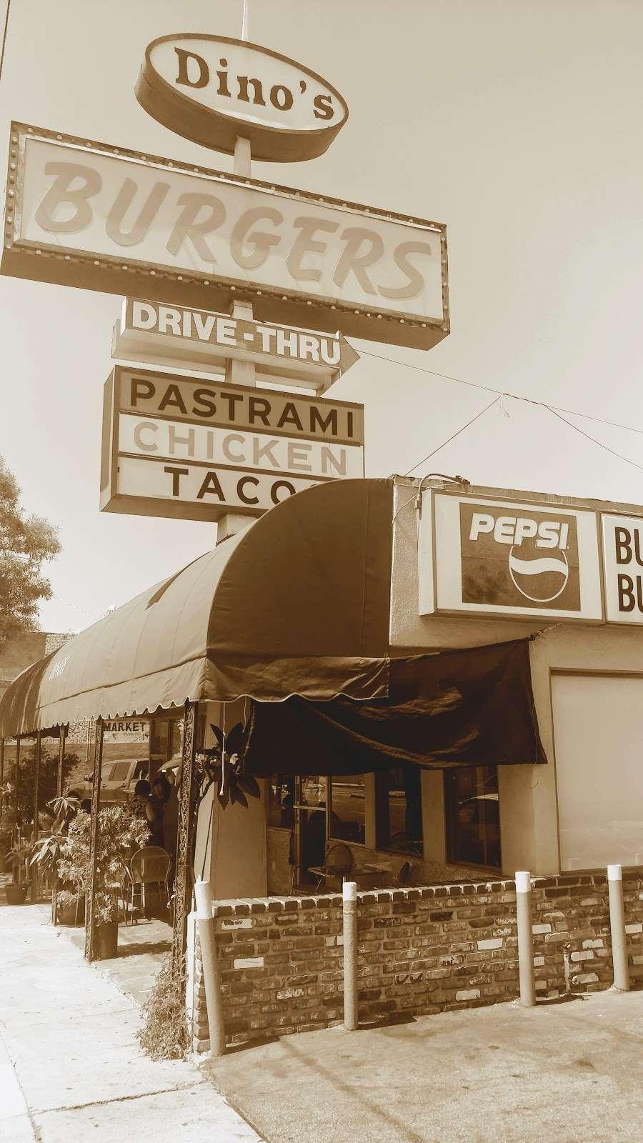 Dinos - restaurant    Photo 3 of 10   Address: 2817 N Main St, Los Angeles, CA 90031, USA   Phone: (323) 223-1843