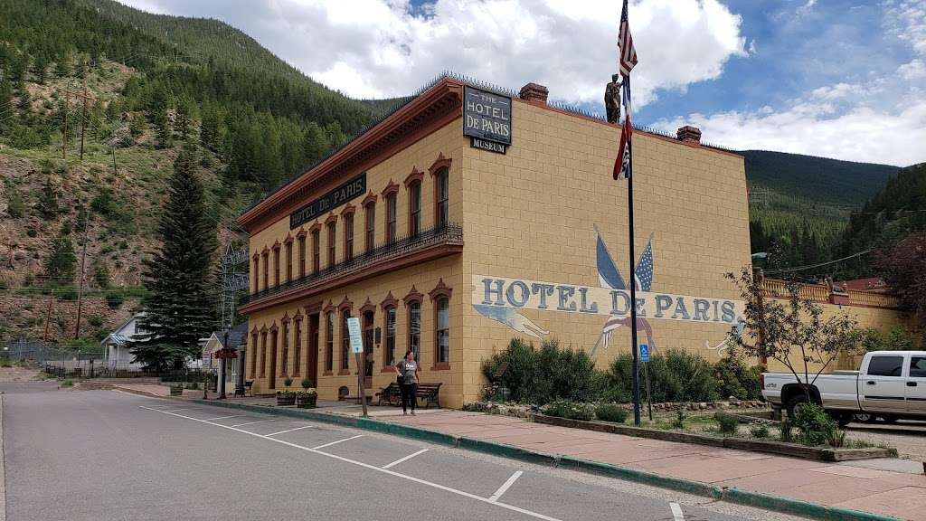 Hotel de Paris Museum - museum  | Photo 1 of 9 | Address: 409 Sixth St, Georgetown, CO 80444, USA | Phone: (303) 569-2311