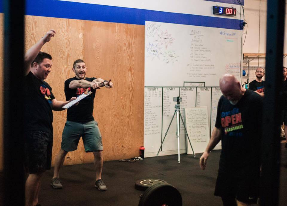 CrossFit ELM - gym  | Photo 7 of 10 | Address: 12301 N, Grant St Suite 120, Thornton, CO 80241, USA | Phone: (303) 920-2062