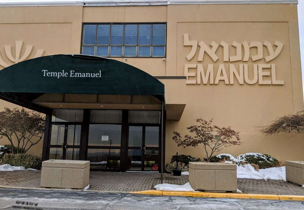 Temple Emanuel of the Pascack Valley - synagogue  | Photo 1 of 3 | Address: 87 Overlook Dr, Woodcliff Lake, NJ 07677, USA | Phone: (201) 391-0801