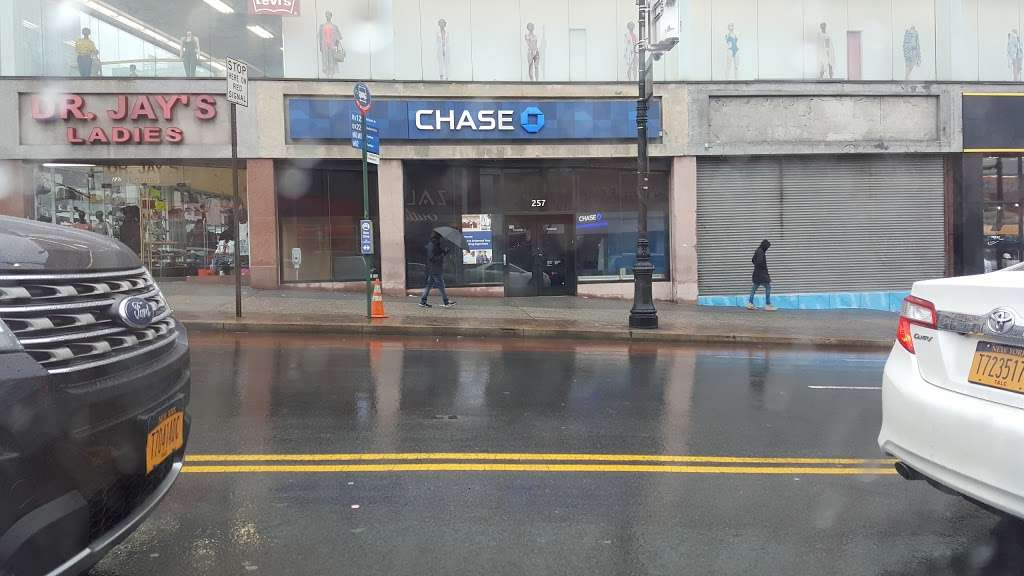 Chase Bank - bank    Photo 2 of 4   Address: 257 E Fordham Rd, The Bronx, NY 10458, USA   Phone: (718) 364-0158