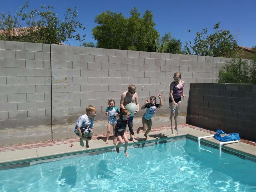 Dawson Swimming - health  | Photo 2 of 2 | Address: 9320 Mountain Cliffs Ave, Las Vegas, NV 89129, USA | Phone: (469) 387-6377