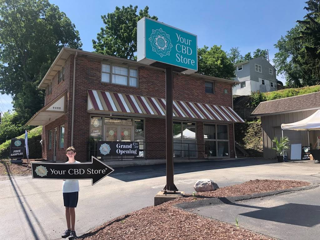 Your CBD Store - Bethel Park, PA - store  | Photo 1 of 5 | Address: 4522 Library Rd, Bethel Park, PA 15102, USA | Phone: (412) 528-1733