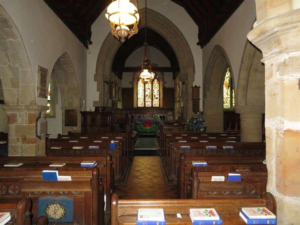 Saint Lawrence Church Bidborough - church  | Photo 2 of 7 | Address: 5 High St, Bidborough, Tunbridge Wells TN3 0UJ, UK | Phone: 01892 528081