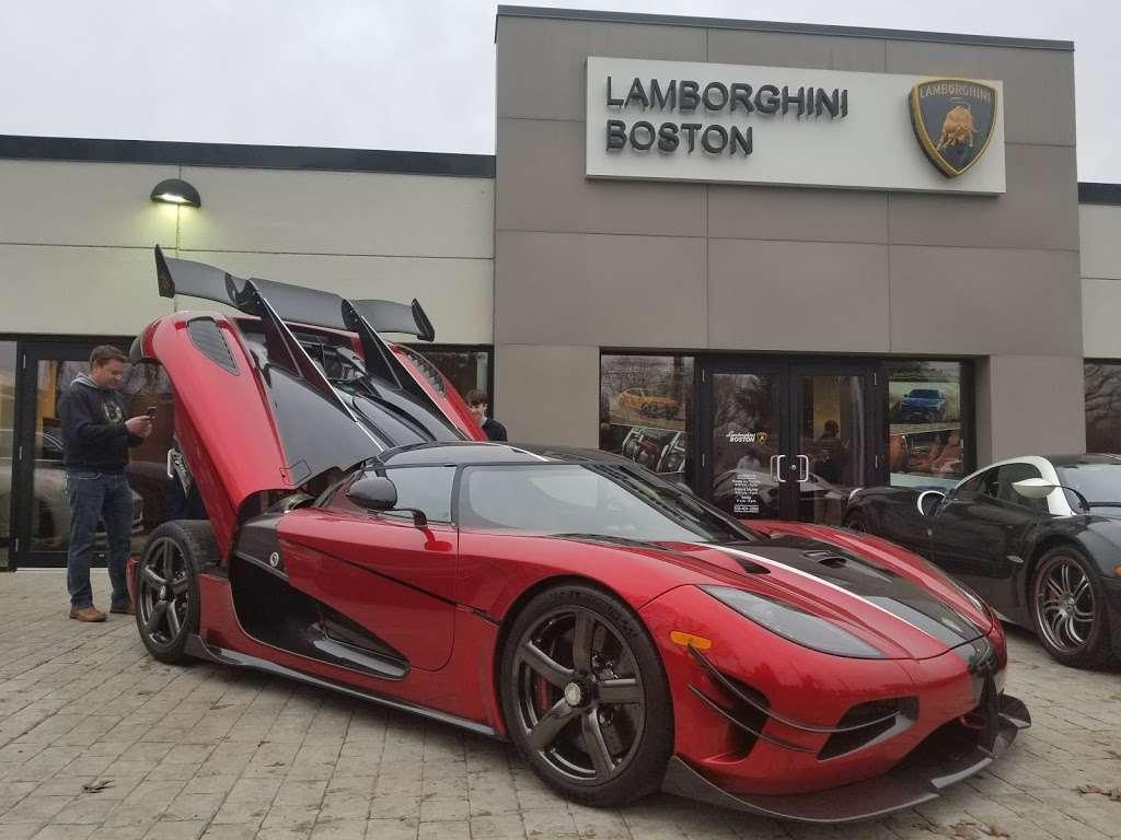 Lamborghini Boston - car dealer  | Photo 5 of 10 | Address: 531 Boston Post Rd Rte. 20, Wayland, MA 01778, USA | Phone: (508) 401-2800