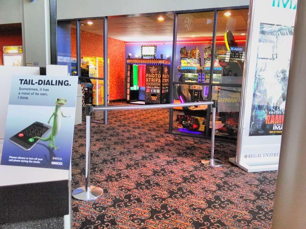Regal Cinemas Manassas 14 & IMAX - movie theater  | Photo 4 of 10 | Address: 11380 Bulloch Dr, Manassas, VA 20109, USA | Phone: (844) 462-7342