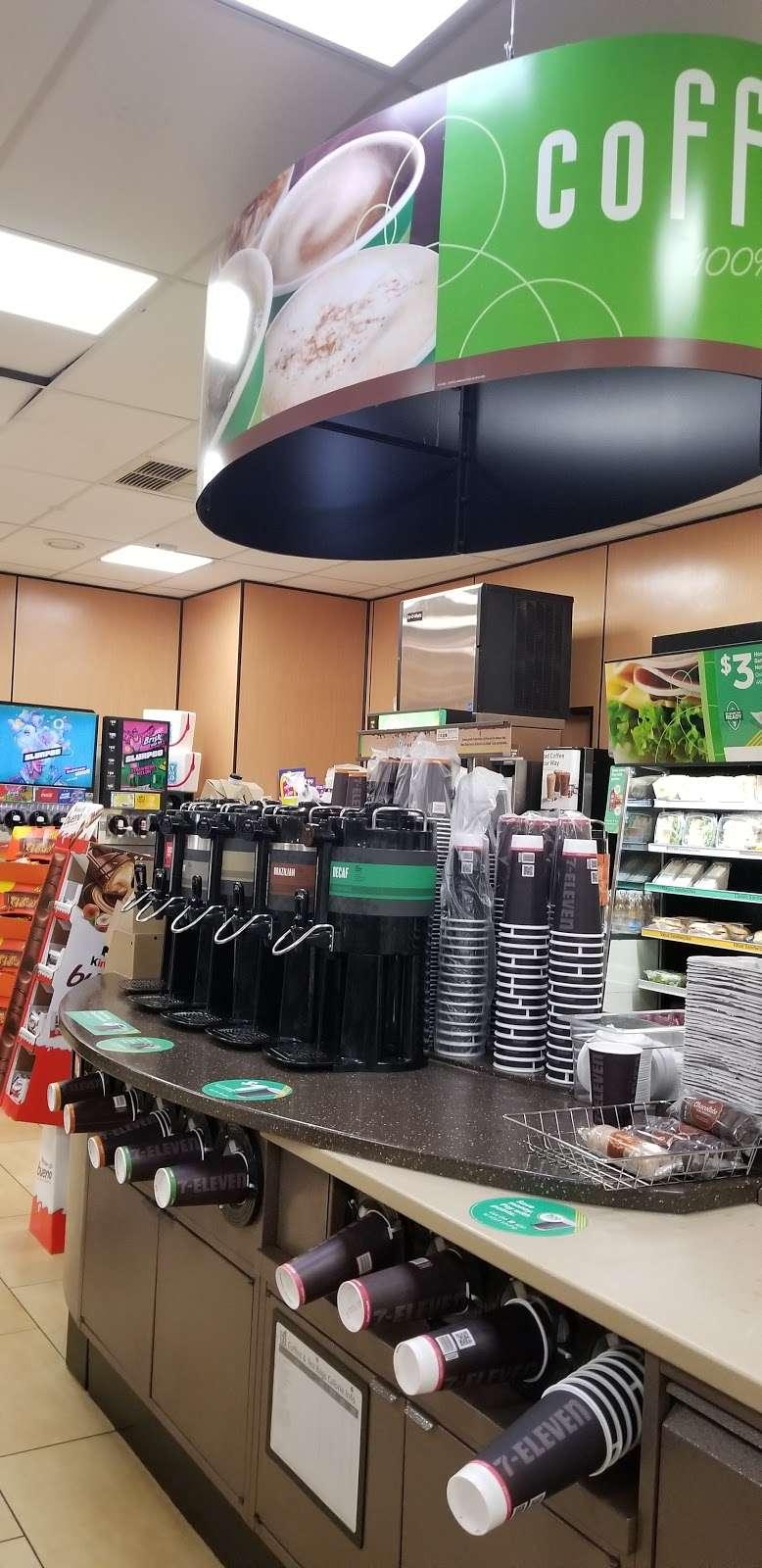 7-Eleven - convenience store  | Photo 2 of 10 | Address: 1189 Route 9 North, Old Bridge Township, NJ 08857, USA | Phone: (732) 727-0407