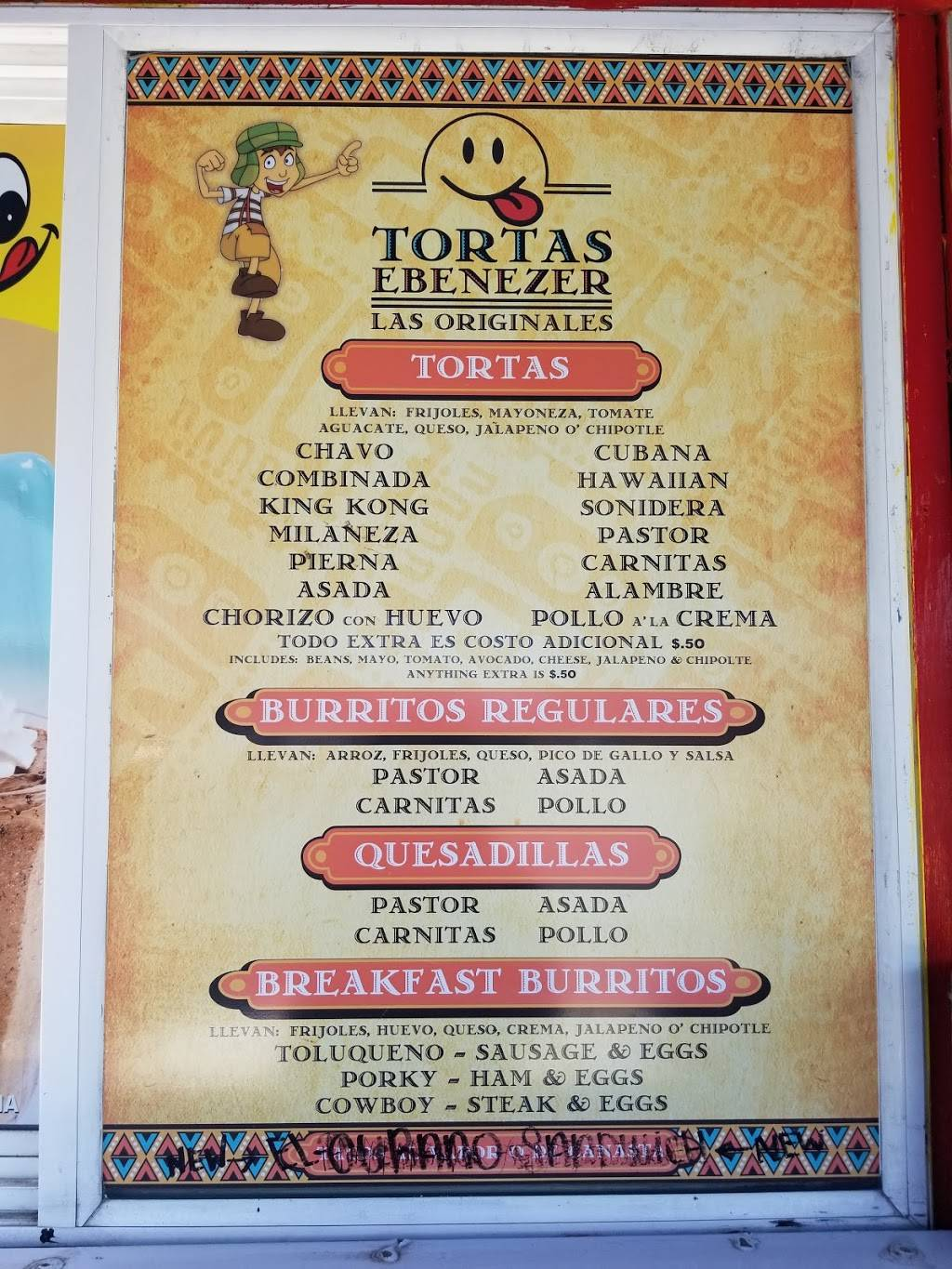 Tortas Ebenezer Reno - restaurant  | Photo 4 of 7 | Address: 555 S Wells Ave, Reno, NV 89502, USA | Phone: (775) 379-8897