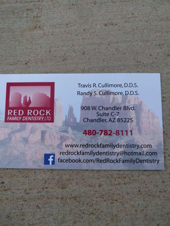 Red Rock Family Dentistry - dentist  | Photo 10 of 10 | Address: 908 W Chandler Blvd # C-7, Chandler, AZ 85225, USA | Phone: (480) 782-8111
