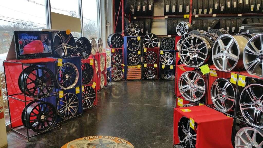 Town Fair Tire - car repair  | Photo 7 of 9 | Address: 255 US-44, Raynham, MA 02767, USA | Phone: (508) 821-2100