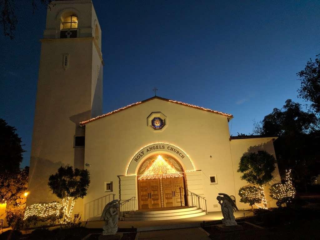 Holy Angels Catholic Church - church  | Photo 1 of 10 | Address: 370 Campus Dr, Arcadia, CA 91007, USA | Phone: (626) 447-1671