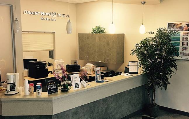 Bright Now! Dental - dentist    Photo 1 of 5   Address: 7886 US Hwy 19 N, Pinellas Park, FL 33781, USA   Phone: (727) 545-3800