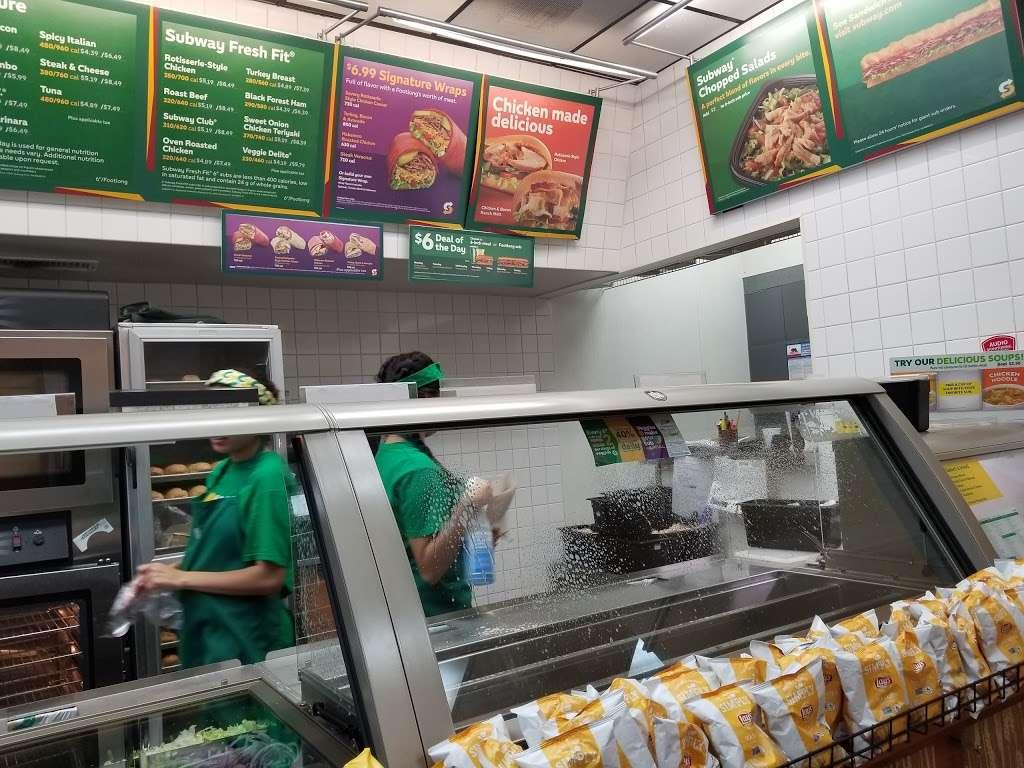Subway Restaurants - restaurant  | Photo 5 of 9 | Address: 12865 Mountain Ave A, Chino, CA 91710, USA | Phone: (909) 628-3815