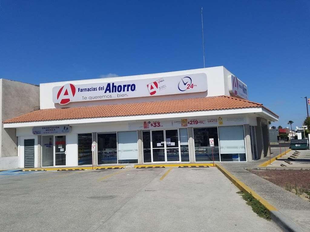 Farmacias del Ahorro Península - pharmacy  | Photo 1 of 4 | Address: Calle Ing. Juan Ojeda Robles 15125, Buena Vista, Los Alamos, 22110 Tijuana, B.C., Mexico | Phone: 664 972 0100