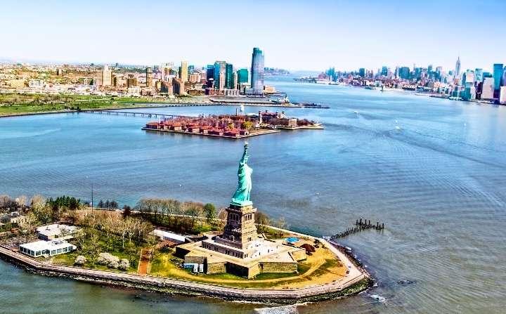 Statue of Liberty National Monument - park    Photo 9 of 10   Address: New York, NY 10004, USA   Phone: (212) 363-3200