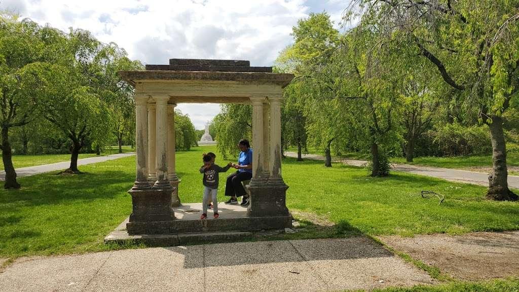 Stone Gazebo - park  | Photo 1 of 10 | Address: Avenue of the Republic, Philadelphia, PA 19131, USA