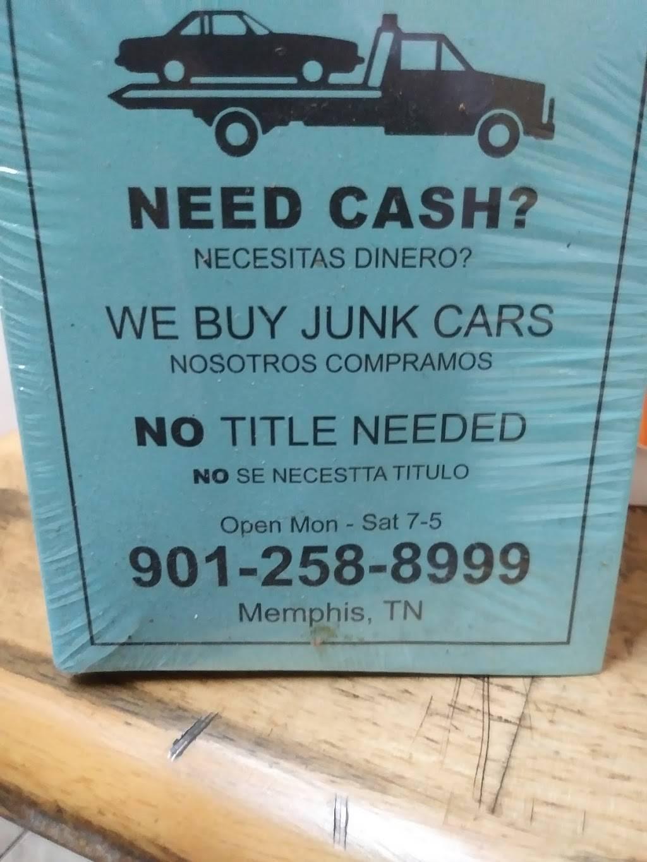 Memphis Cash For Junk Cars 1109 S 3rd St Memphis Tn 38106 Usa