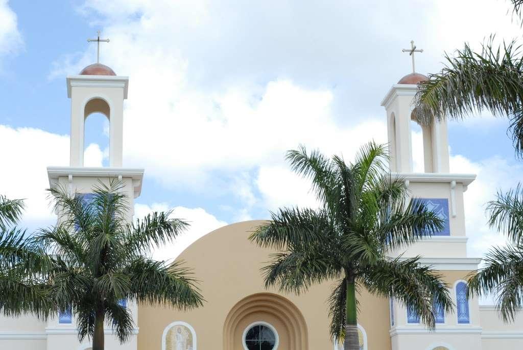 St Mary Coptic Orthodox Church - church  | Photo 2 of 10 | Address: 15450 Lyons Rd, Delray Beach, FL 33484, USA | Phone: (561) 870-5004