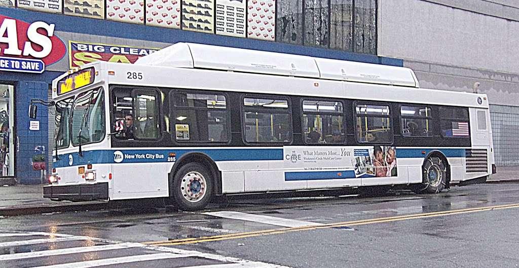 Valentine Avenue & East Fordham Road - transit station  | Photo 8 of 10 | Address: The Bronx, NY 10458, USA