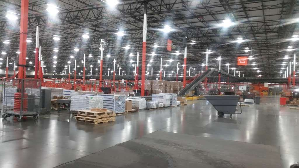 Texas Truck Works >> Home Depot Distribution Center, 8103 Fallbrook Dr, Houston, TX 77064, USA
