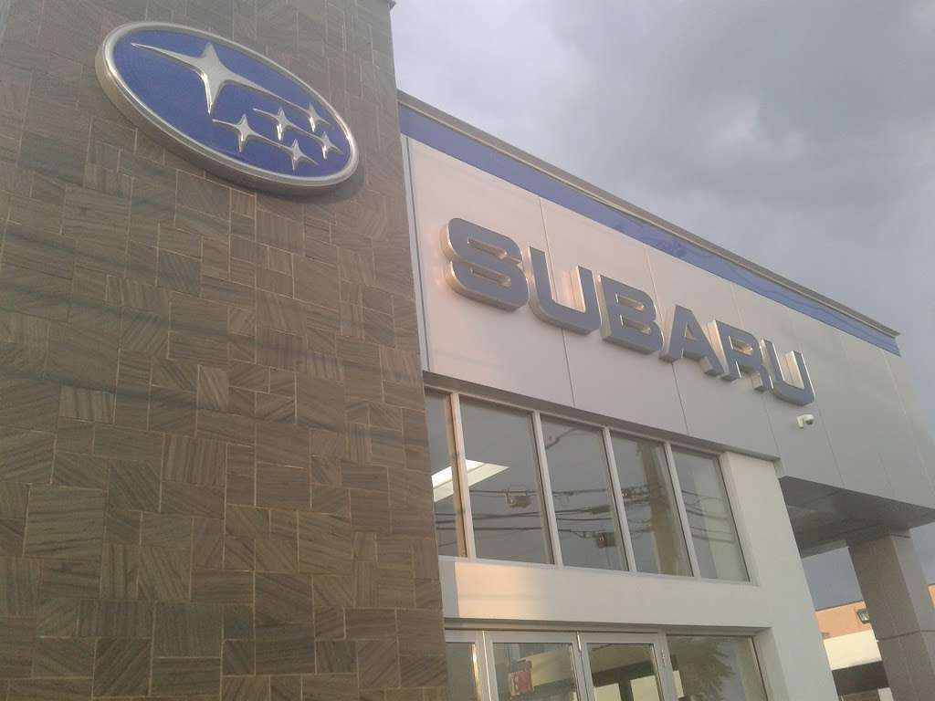Milea Subaru - car dealer  | Photo 6 of 10 | Address: 3201 E Tremont Ave, Bronx, NY 10461, USA | Phone: (718) 829-8200
